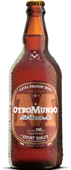 Otro Mundo Nut Brown Ale x500 ml