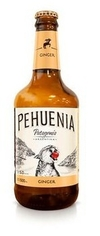 Pehuenia Sidra Ginger x500ml