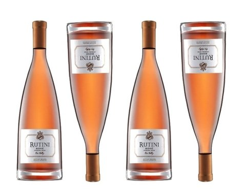 Rutini Rose Uco Valley Estuche 4x750 ml