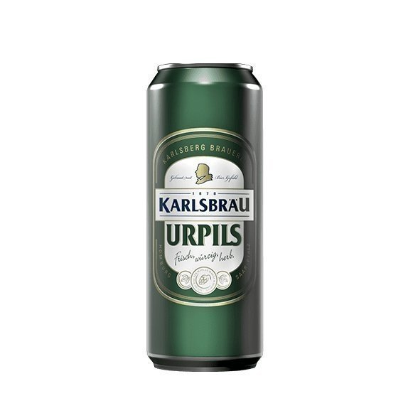 Urpils Kalrsbrau x500 ml