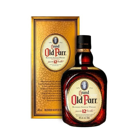 Old Parr 12 Years x750 ml