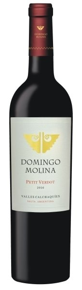 Domingo Molina Petit Verdot x750 ml