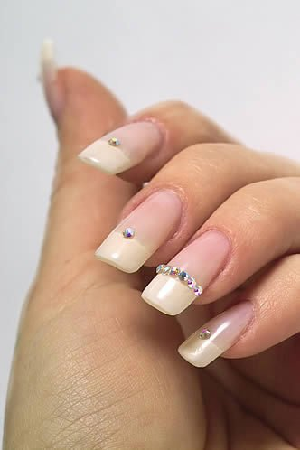 Strass para as Unhas on internet
