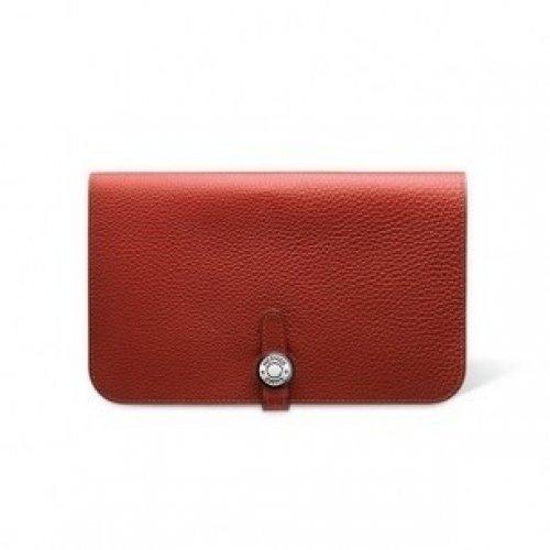 81f6717cf85 Carteira Vermelha - couro Premium - Bolsas Chick