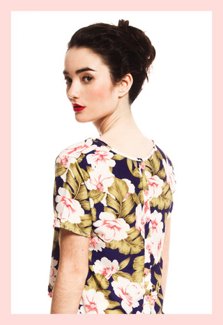 BLUSA KAWAII TROPICAL en internet