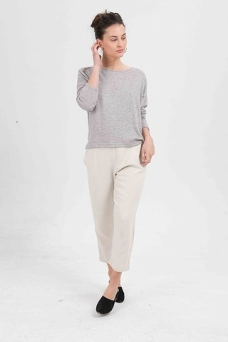 SWEATER CASHMERE EUCALIPTO - buy online
