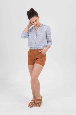 SHORT LUC OCRE - buy online