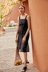 GUADALUPE DRESS BLACK