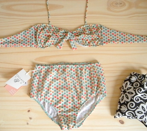 BIKINI PINNEAPPLE - MOD. RETRO