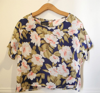 BLUSA KAWAII TROPICAL - SHOP - VERO FOREST