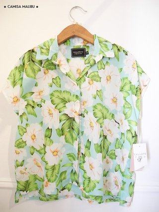 CAMISA MALIBU TROPICAL en internet