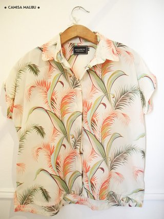 CAMISA MALIBU PALM on internet