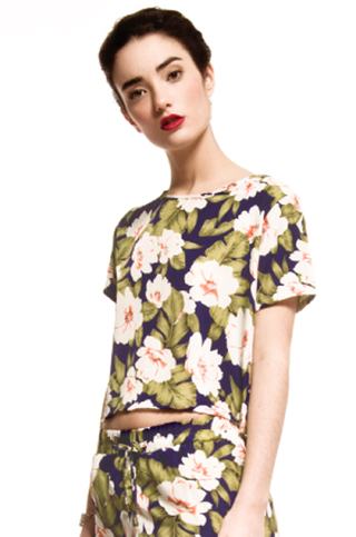 BLUSA KAWAII TROPICAL - comprar online