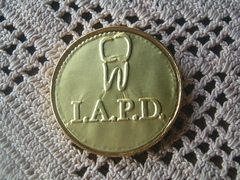 Moneda de  chocolate IAPD