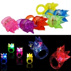Anillos Silicona Luminosos Cotillón Led. en internet