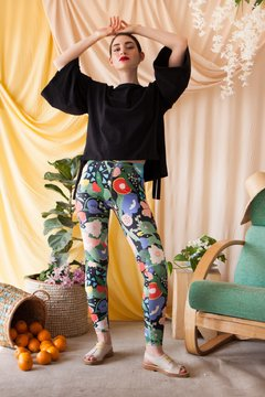 Leggings Flora