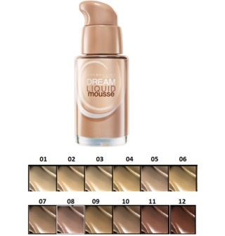 Maybelline - Base Dream Liquid Mousse - comprar online