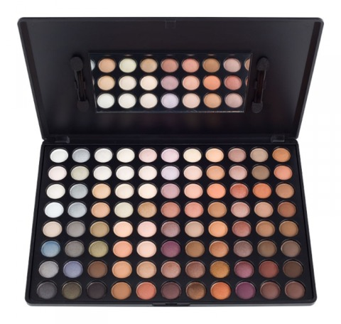 COASTAL SCENTS - 88 WARM PALETTE PL- 014