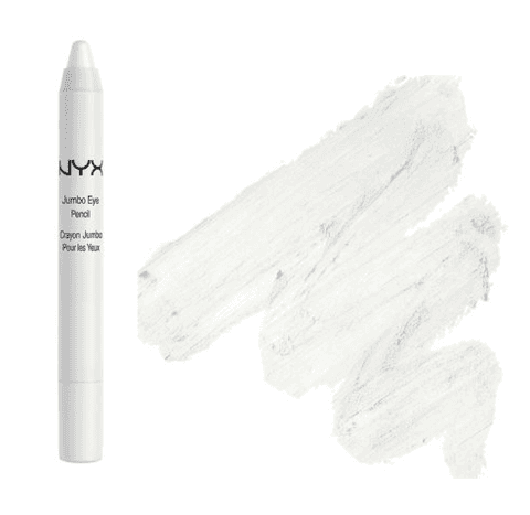 NYX Cosmetics - JUMBO EYE PENCIL - Milk  604 - comprar online