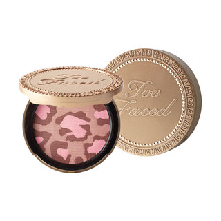 TOO FACED - PINK LEOPARD BLUSHING BRONZER