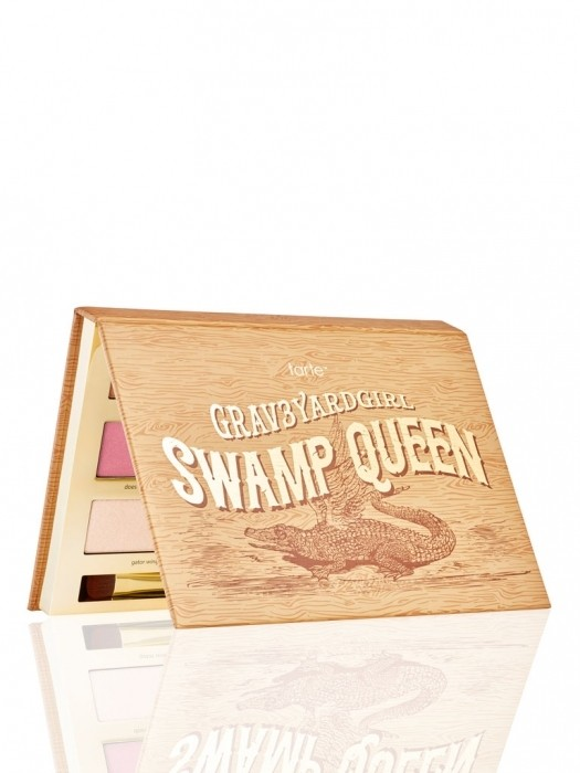TARTE - SWAMP QUEEN EYE & CHEEK PALETTE  WITH BRUSH na internet