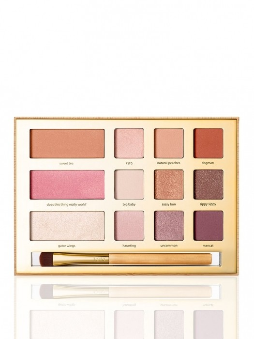 TARTE - SWAMP QUEEN EYE & CHEEK PALETTE  WITH BRUSH - comprar online