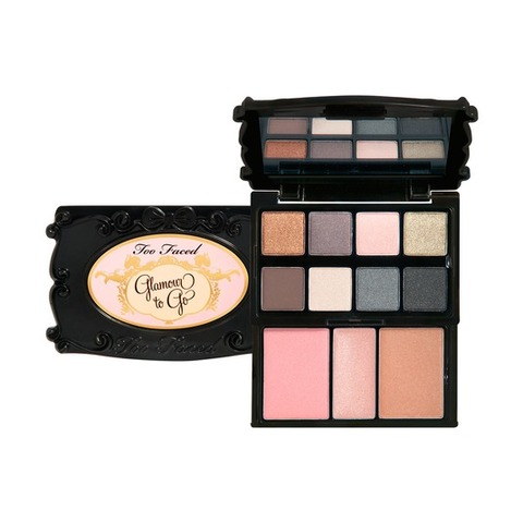 TOO FACED - GLAMOUR TO GO  PALETTE  (super desconto de 20%)