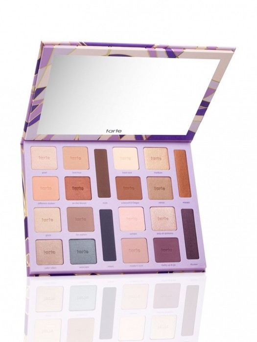 TARTE VIBES AMAZONIAN CLAY EYESHADOW PALETTE