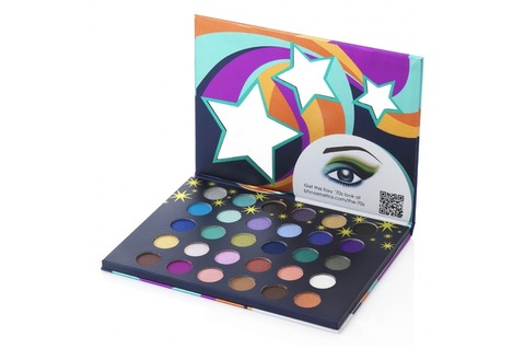 BH COSMETICS - EYES ON THE' 70 EYESHADOW  PALETTE  (Super desconto de 50%)