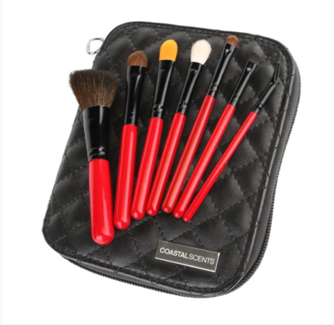 COASTAL SCENTS - CITISCAPE BRUSH SET – BR SET 020