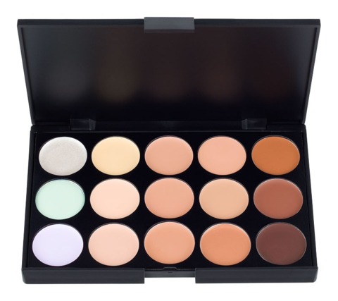 COASTAL SCENTS - ECLIPSE PALETTE – PL-026