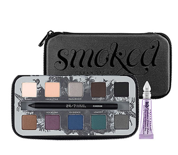 URBAN DECAY - SMOKED EYESHADOW PALETTE