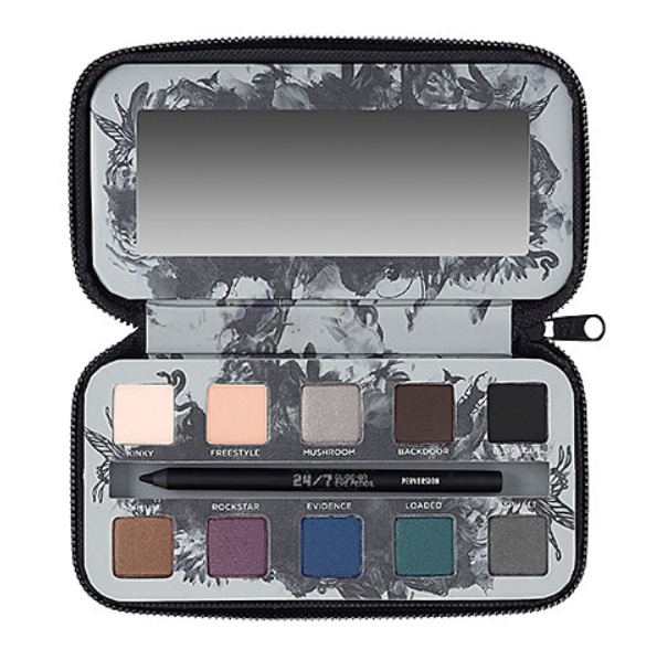 URBAN DECAY - SMOKED EYESHADOW PALETTE - comprar online