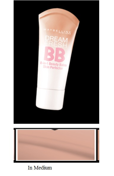 Maybelline - Dream Fresh BB na internet
