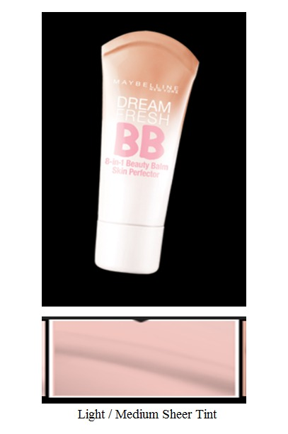 Maybelline - Dream Fresh BB - divashowroom