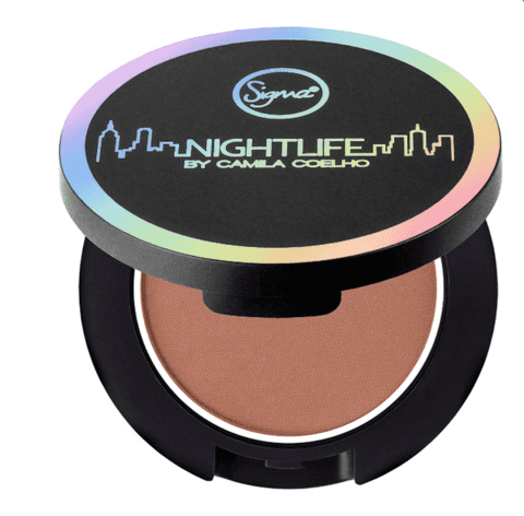 SIGMA® - POWDER BRONZER - LIMELIGHT BY CAMILA COELHO