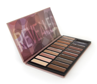 COASTAL SCENTS - REVEALED PALETTE PL-036  (super desconto de 20%)