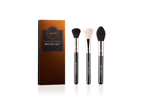 SIGMA - BLUSHING BABE BRUSH SET