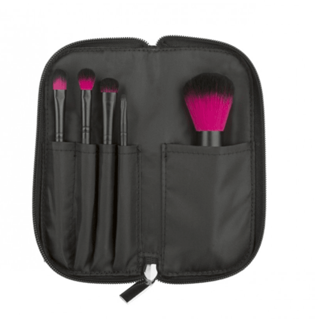 COASTAL SCENTS - COLOR ME FUCHSIA BRUSH SET – BR SET- 021 - comprar online