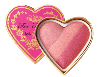 TOO FACED - SWEETHEARTS  BLUSH - SOMETHING ABOUT BERRY