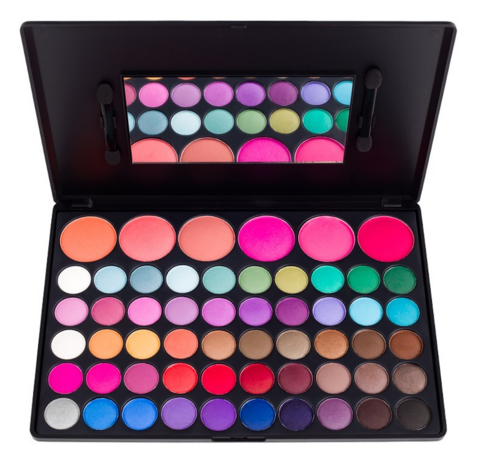 COASTA SCENTS - 56 BLUSH PALETTE - PL-013