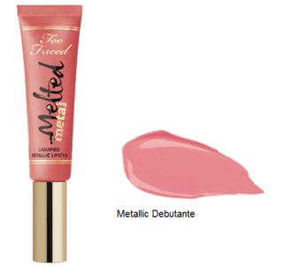 **BATOM TOO FACED  - MELTED METALLIC