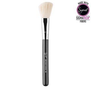 SIGMA® - F40 - LARGE ANGLED CONTOUR BRUSH
