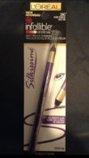 L'oréal Infallible® Silkissime Eyeliner
