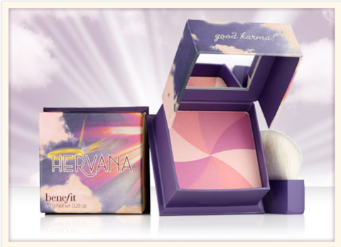 "Benefit Cosmetics - Blush  Hervana a ""Good Karma"" Face Powder"