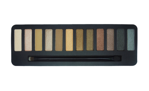 W7 COSMETICS IN THE BUFF LIGHTLY TOSTED PALETTE  (super desconto de 50%)