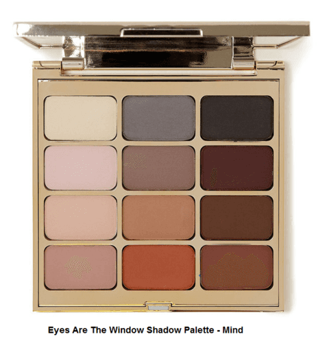STILA THE WINDOW SHADOW PALETTE - MIND