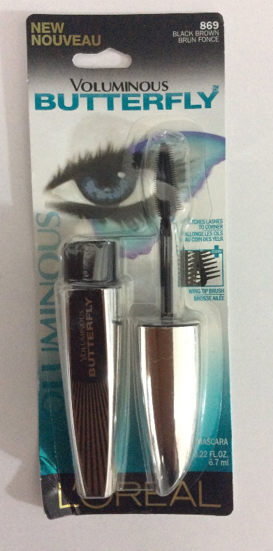 L'oréal Voluminous Butterfly Mascara