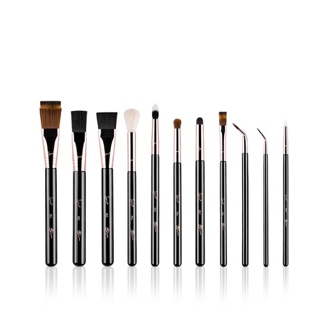 SIGMA® - SPECIAL FX BRUSH SET | KIT COM 11 PINCEIS ESPECIAL BRUNA NOGUEIRA