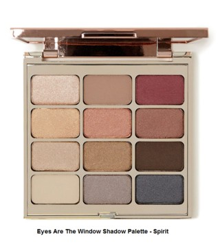 STILA ARE THE WINDOW SHADOW PALETTE - SPIRIT